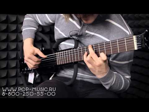 Электроакустическая гитара ARIA AS-101C (Silent Guitar)