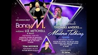 Thomas Anders (Томас Андерс) in Los Angeles!!! August 14 2016