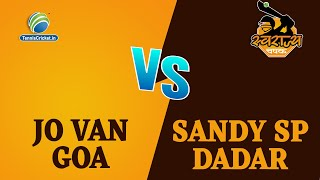 Jo van goa vs Sandy sp | Swarajya Chshak 2021