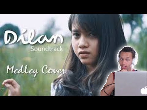 Free Download Ost. Dilan (medley Cover) | Rindu Sendiri, Kaulah Ahlinya Bagiku, Dul [reaction] Mp3 dan Mp4