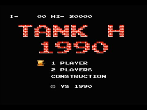 WORLD OF TANKS 90-х ! Игра про Танки на Денди Battle City