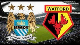 Manchester City Vs Watford 2-0 Hightlights 14/12/16