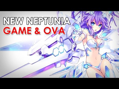 Game E-Ninja Neptune And New OVA Announced