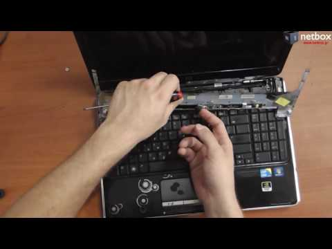 HP Pavilion dv6 -  Disassembly