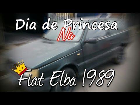 Fiat Elba 1989 # Dia De Princesa
