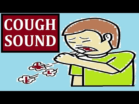 Coughing Sounds Effects Cough Sound Effect Male Man in ...