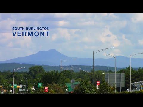 About South Burlington Vermont