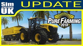 Is It ANY Better Now? Update 1.1.5 Review Pure Farming 2018