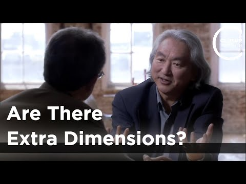 Michio Kaku - Are there Extra Dimensions?