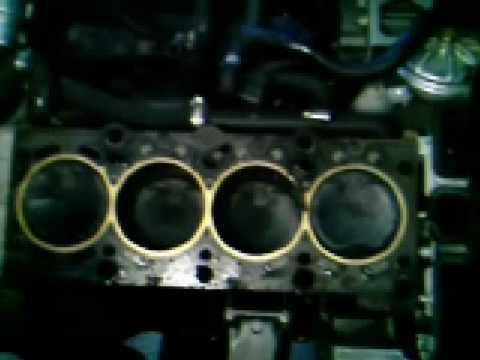 M42 Profile gasket repair