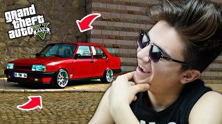 GTA 5 GERÇEK HAYAT ! Yeni Arabamız Tofaş Şahin !