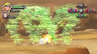 Wii Longplay [008] Naruto Shippuden: Dragon Blade Chronicles (Part 2 of 4)