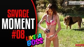 VIDEO LUCU SAVAGE MOMENT 2018 #8 || LIKE A BOSS