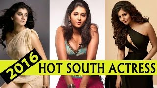 Top 10 south Indian hot actress ! 2016