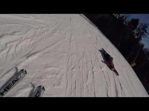 Snowshoe, West Virginia. Ski Trip 2016