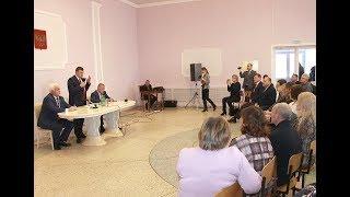 Встреча с Губернатором А.В.Никитиным 17 янв.2019 г.