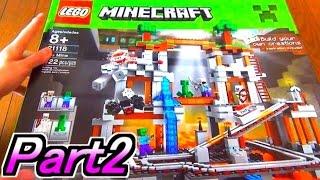 マイクラのLEGOブロックをやってみたPart2【赤髪のとも】 I tried a Lego block in minecraft.