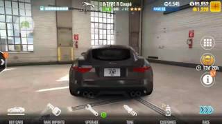 csr racing 2 jaguar f type t4 best tune