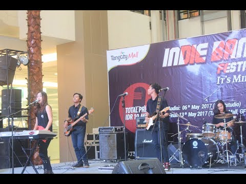 Voice Note - Kompor Meleduk @TangCity Mall (Band Indie Festival)