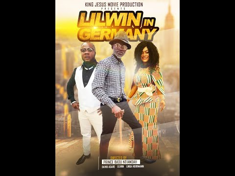 Lilwin in Germany  Full Movie 2019  Latest Ghanaian Movie thumbnail