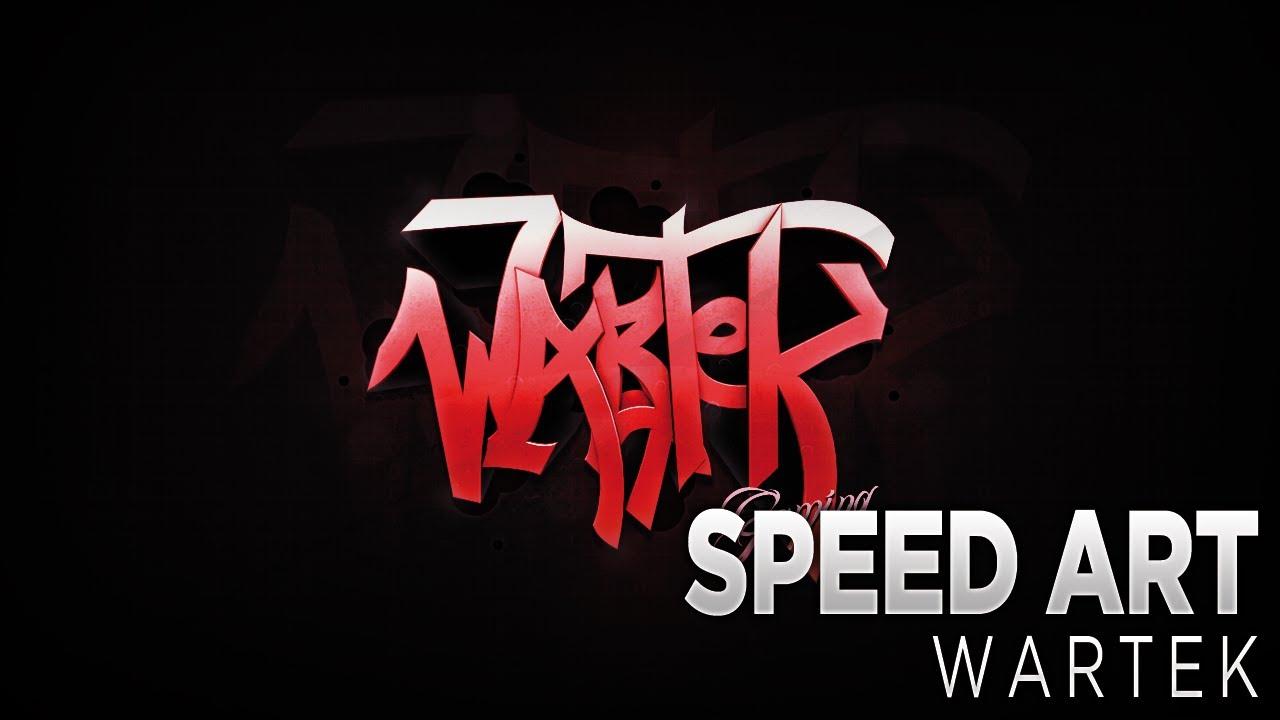 Graffiti Text Effect in Photoshop • IceflowStudios Design ...