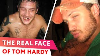 Tom Hardy Tattoos