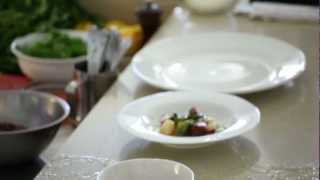 """Massimo Mele's Tender Rustic Octopus Salad """"amalfi Style"""" - Best Home Chef"""