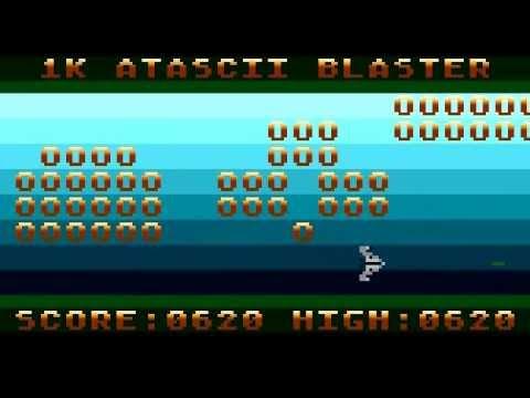 1K ATASCII Blaster