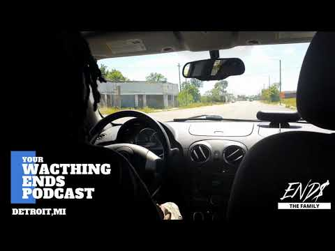 Detroit Lyft driver talk about his experience and more | ENDS Podcast