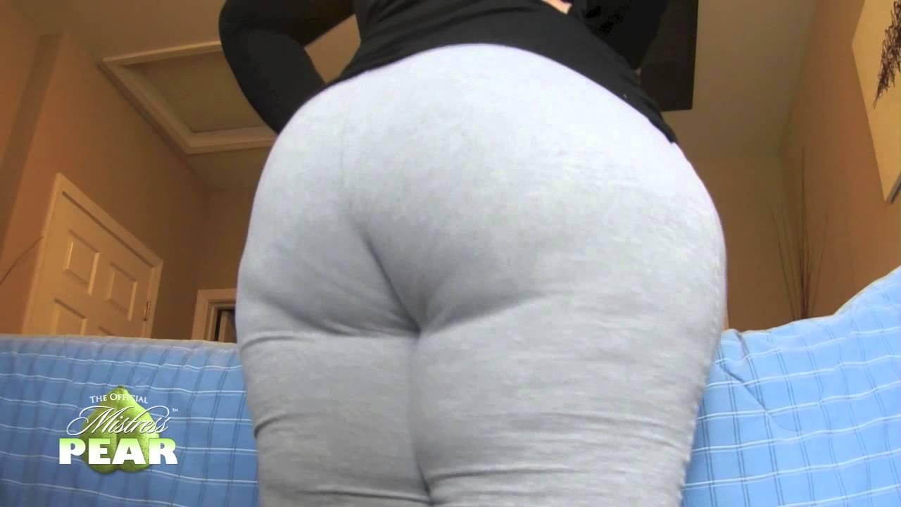 Big Black Ass Twerking Naked