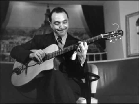 Django Reinhardt - rare 4-song duet session with pianist Ivon de Bie