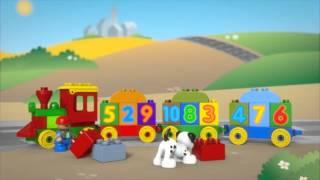 Видео обзоры LEGO Duplo Считай и играй