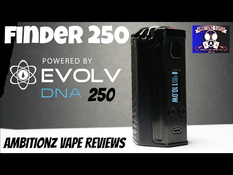 Finder 250 DNA250 Box Mod by Think Vape Review | Plus More!