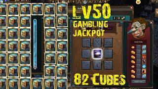 ANDERMANT CHEST JACKPOT |  2 leg chests | lv50 | 82 cubes - Drakensang Online Roadto50 #3