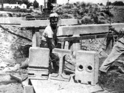 History of Prestressed Concrete - The First Fifty Years