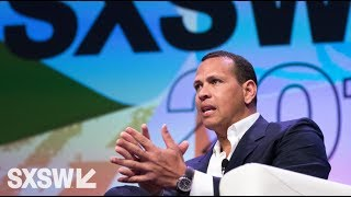 Alex Rodriguez, Mark Hoffman | Baseball, Business & Redemption | SXSW 2018