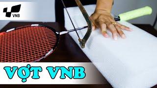 Vợt Cầu lông giá rẻ - Vợt cầu lông VNB V200 - Vợt cầu lông cho người mới chơi.