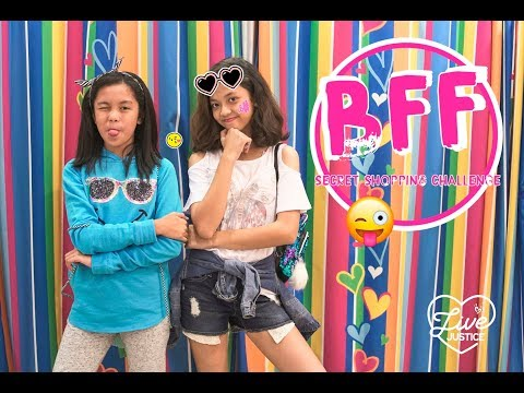 Live Connected - BFF Secret Shopping Challenge