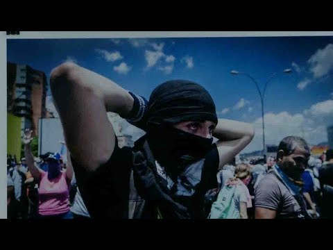 Creative defiance: Artists in Venezuela use talents to protest