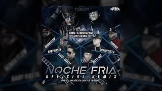 Noche Fria (Remixeo) - Kendo Kaponi, Yomo Ft Daddy Yankee, Nicky Jam, Farruko, Cosculluela y Mas Resimi