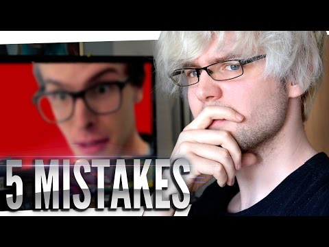 5 MISTAKES Digital Artists Make ¯\_(ツ)_/¯