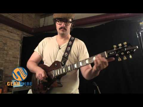 Gibson USA Les Paul Studio Faded: Reduced-Weight Chamber Body, Reduced-Cost Rockin' (Video)