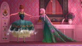 [預告]Disney's Frozen 《冰雪奇緣》39秒續集公開  / 電影預告
