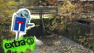 Realer Irrsinn: Fischtreppe von Lauterbach