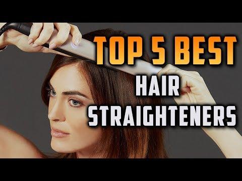Top 5 Best Hair Straighteners in 2019