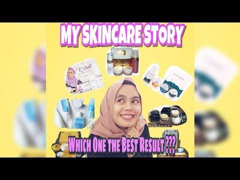 My SkinCare Story & The Result Tabita/Larissa/Envygreen/Kdoll
