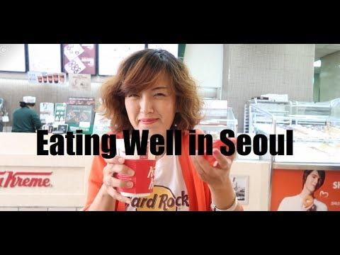 The Joy of Freedom In Seoul