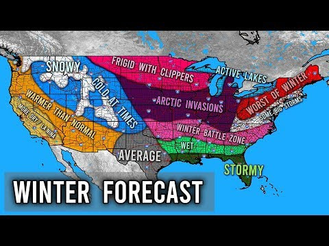 Winter Forecast 2019 - 2020 #4