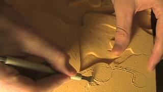 Balsa Foam Carving Demo