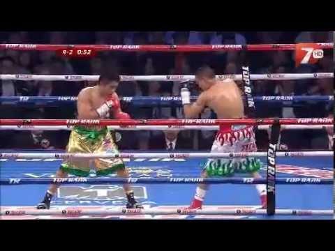 Juan Francisco Gallito Estrada vs Brian Viloria TV Azteca Pelea Completa